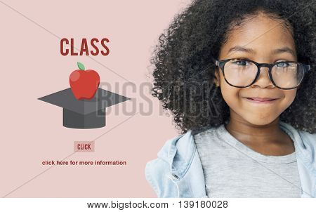Class Education Graduation Successful College Concept