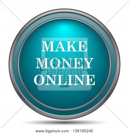 Make Money Online Icon