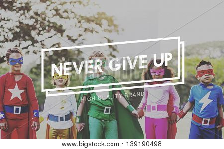 Never Grow Up Youth Young Teenagers Lifestyle Concept