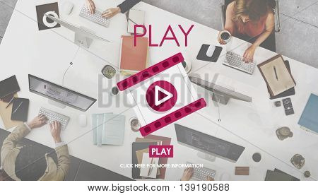 Play Fun Happiness Joy Leisure Activity Playing Concept