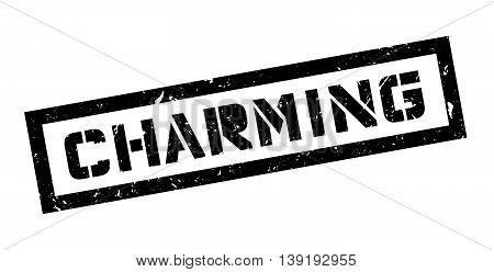 Charming Rubber Stamp