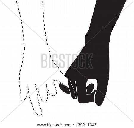 Handsk