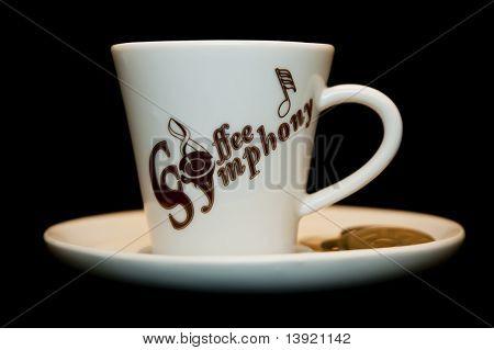 Blanching Mug Coffee