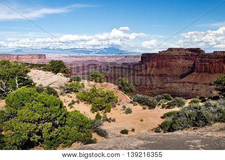 Canyonlands National Park in Utah in USA