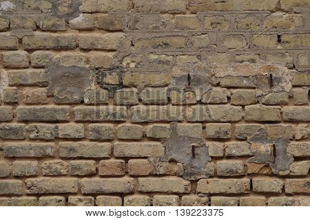 This is a texture of a wall off stone