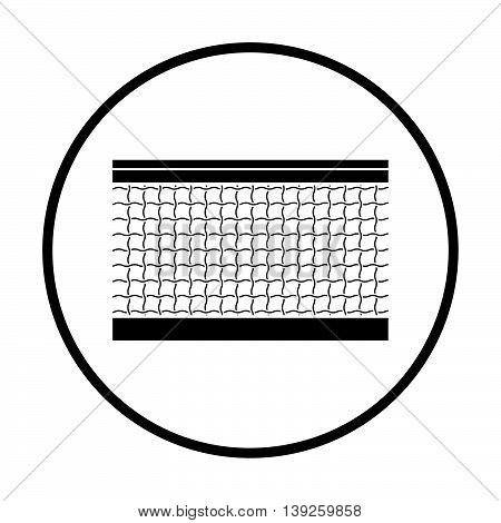 Tennis Net Icon
