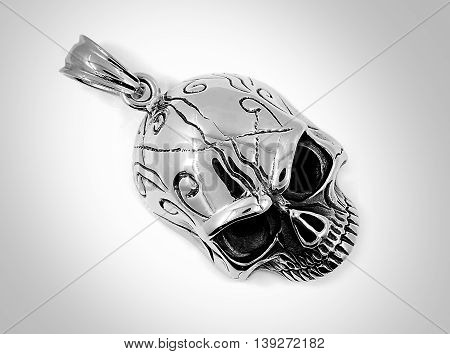 Necklace Pendant Skull