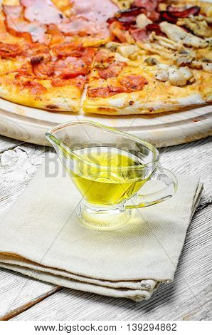 Olive Oil For Pizza