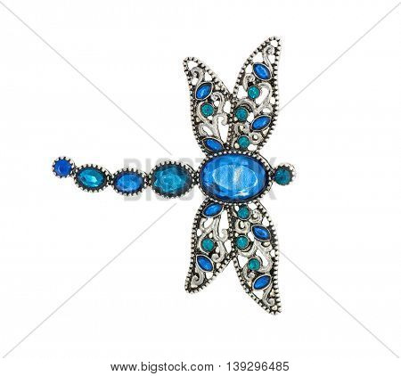 brooch in the form of dragonfly