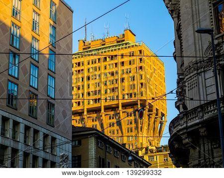 Torre Velasca, Milan Hdr