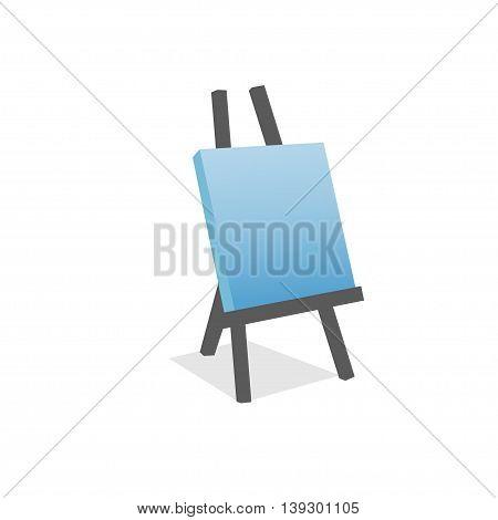 canvas Abstract art logo logotype vector icon