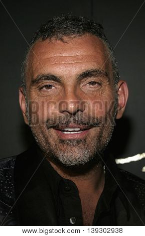 Christian Audigier at Christian Audigier Fashion Show Featuring New Ed Hardy Label held in Hollywood, USA on May 21, 2005.