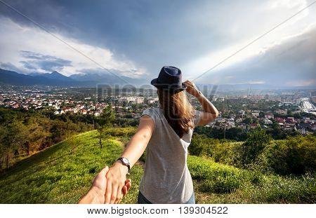 Follow Me To Mountain City