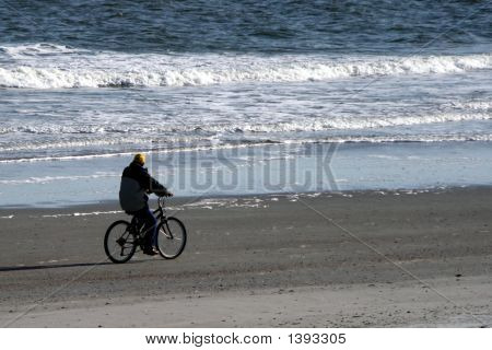 Winter Bicycle Ride