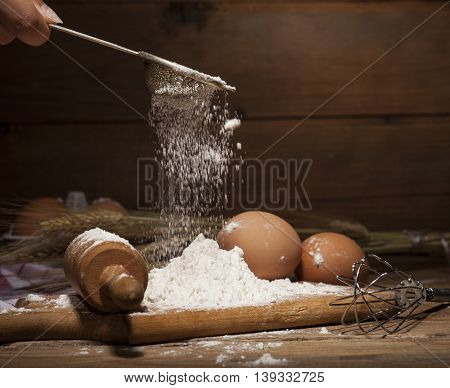 Ingredients For Bakery Products
