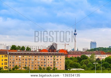 Berlin Germany Hdr