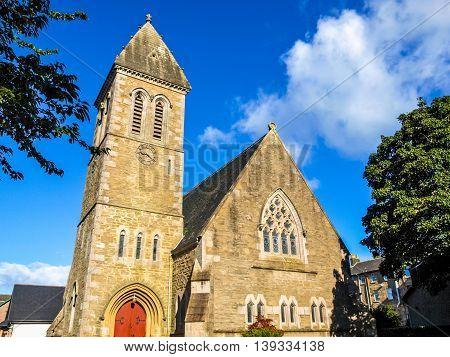 Cardross Parish Church Hdr