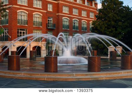 Fountain Charleston SC