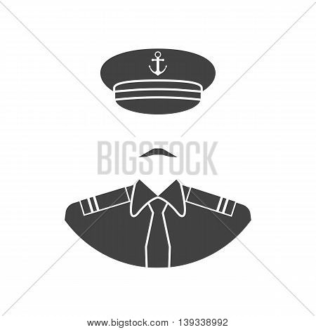 Sailor Icon Vector