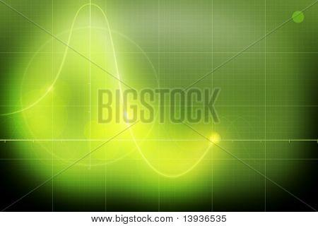Oscillograph, eps10