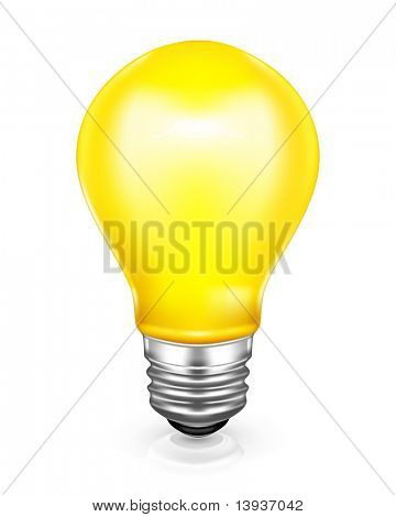 Light bulb, bitmap copy