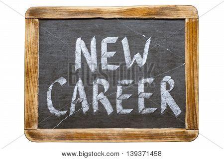 New Career Fr