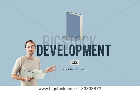 Development Education Knowledge Book Study Concept