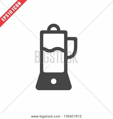 Vector Illustration Of Juicer Icon