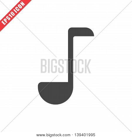 Vector Illustration Of Ladle Spoon Icon