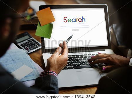 Search Searching Discover Exploration Seeking Concept