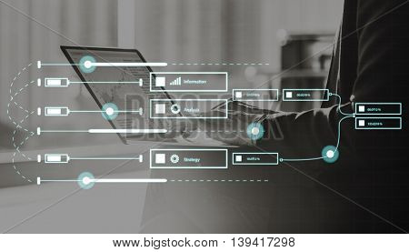 Planning Data Analysis Strategy Vision Information Concept