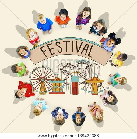 Festival Activity Fun Happiness Joy Leisure Music Concept