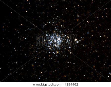 Stellar Cluster M11