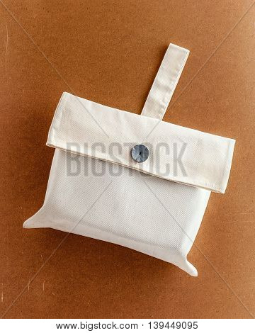 Fabric Bag Cover With Holder