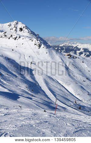 Austria Skiing Station