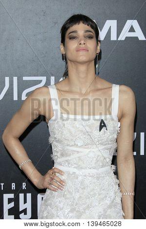 LOS ANGELES - JUL 20:  Sofia Boutella at the