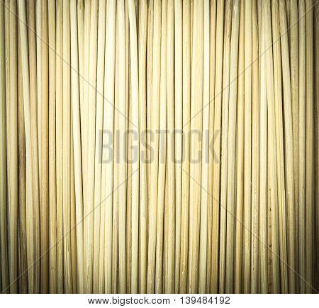 Bamboo texture for design background, abstract background