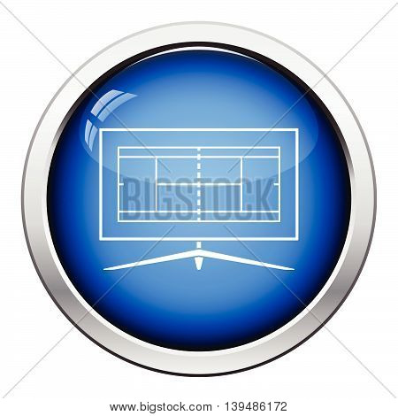 Tennis Tv Translation Icon