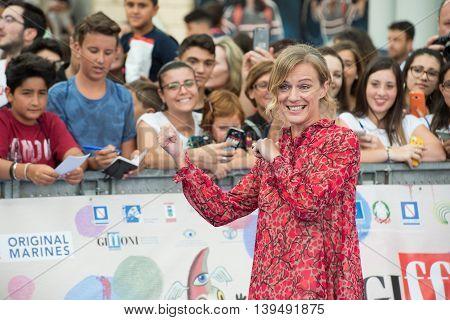 Actress Antonia Liskova