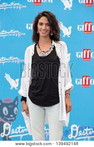 Actress Roberta Mattei