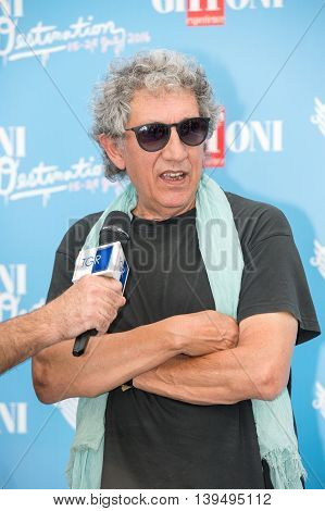 Musician Eugenio Bennato