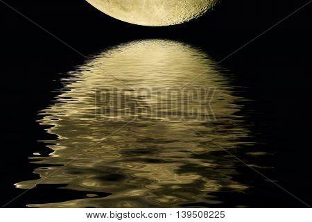 Moon And Shadows