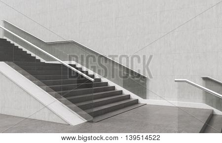 Modern Stylish Staircase