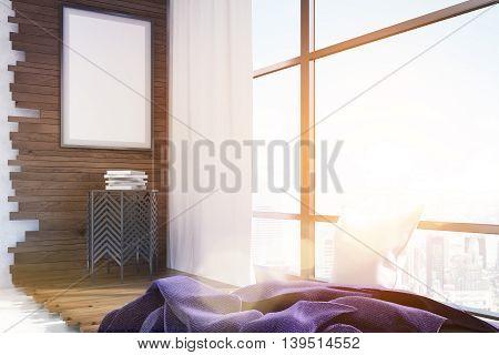Cozy Sunlit Living Room