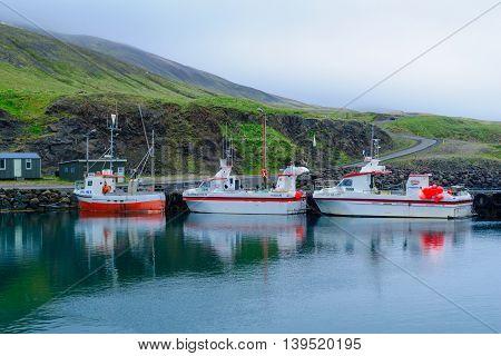The Harbor Of Bakkagerdi