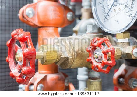Industrial fire valve control system,Safety business .
