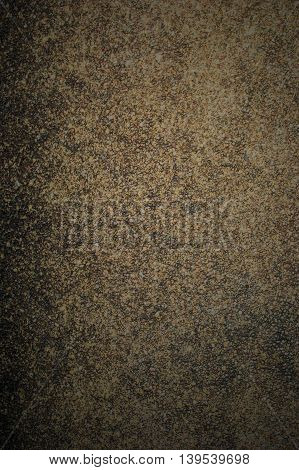 Small gravel texture on the wall background
