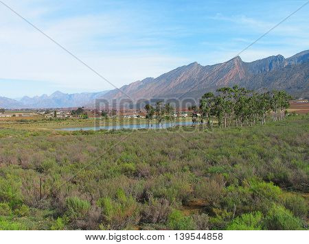 Hex River Valley, Cape Town South Africa 02
