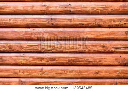 Glaze Brown Logs Wood Plank Texture Background