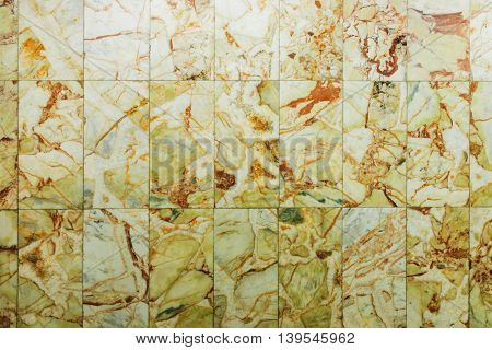 Beautiful brown marble texture for vintage background